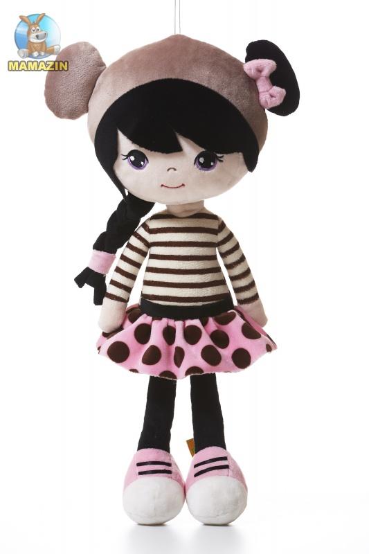 Мягкая кукла Николь
