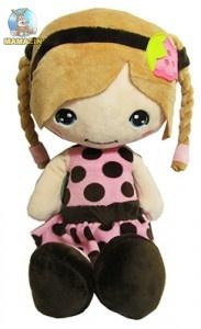 Мягкая кукла Иннэс