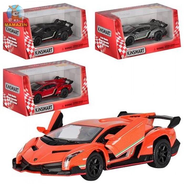 Коллекционная машинка Lamborghini Matte