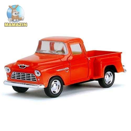 Коллекционная машинка Chevy Stepside Pick-Up 1955