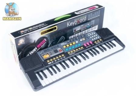 Детский синтезатор от  сети