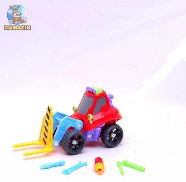 Машина с инструментами