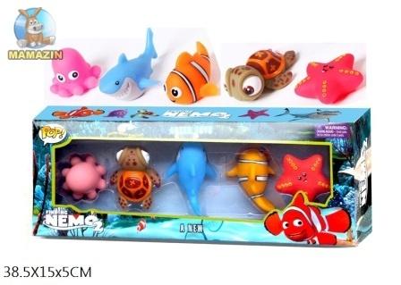 Набор для ванной Морские животные