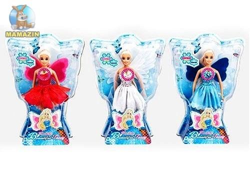 Кукла ангел с крыльями