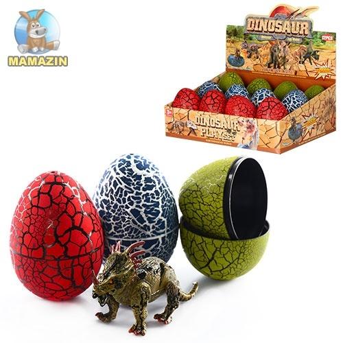 Яйцо с динозавром - блок