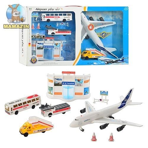 Детский игровой набор Аэропорт