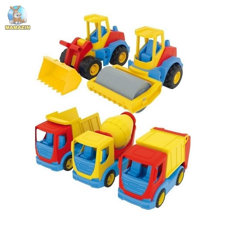 Авто-Tech Truck
