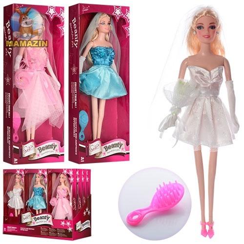 Кукла типа Барби невеста (блок)