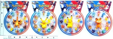 "Покемоны фигурки  ""Pokemon XY"""