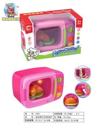 Микроволновка игрушечная
