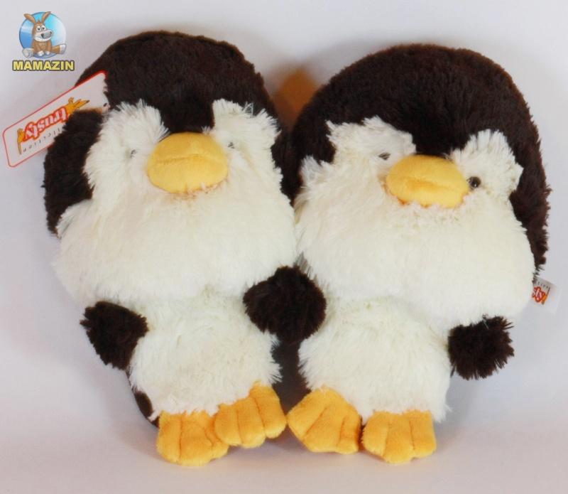 """Тапочки """"Пингвины"""", детские"""