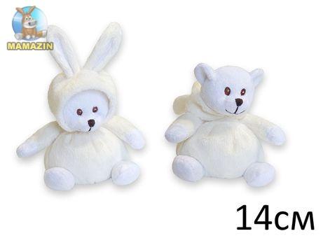 Мягкая игрушка медвежонок Буся