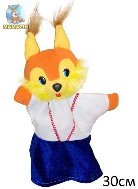 Кукла-рукавичка Белка