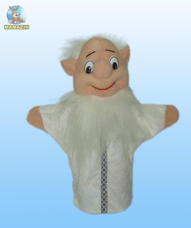 Кукла-рукавичка Дед
