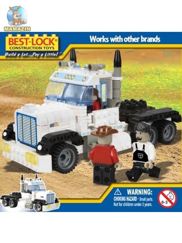 Конструктор Бест-лок грузовик
