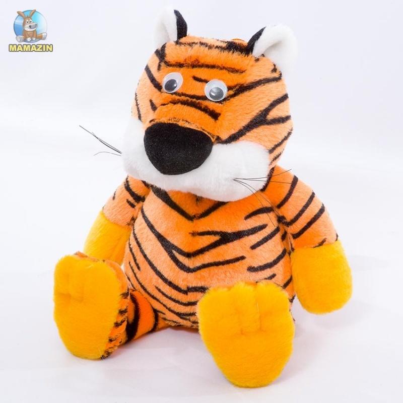 Мягкая игрушка Тигр сафари