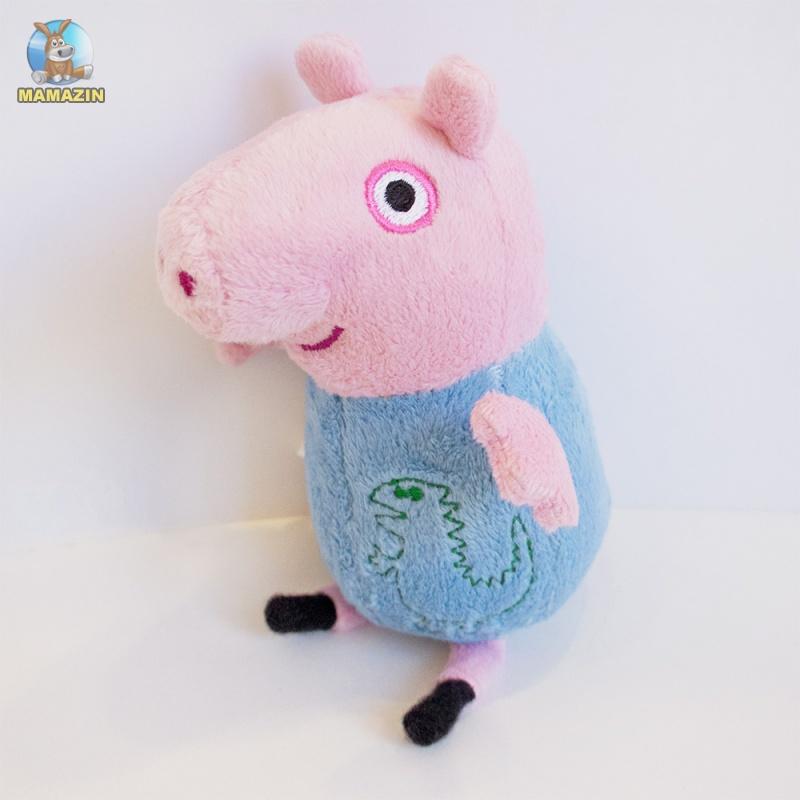 Мягкая игрушка Свинка Джордж мини