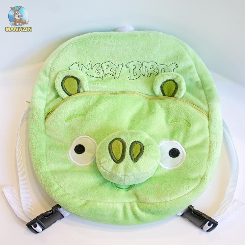 """Рюкзак Злые птицы """"Angry Birds"""" Свинья"""