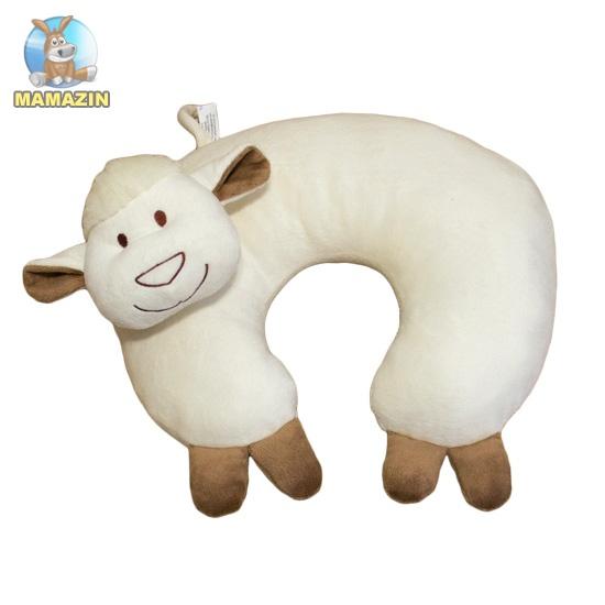 Подушка Рожок овечка