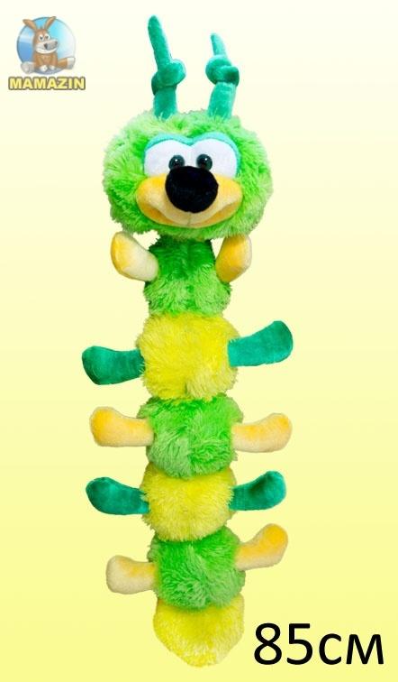 Игрушка мягкая Гусеница, 50см