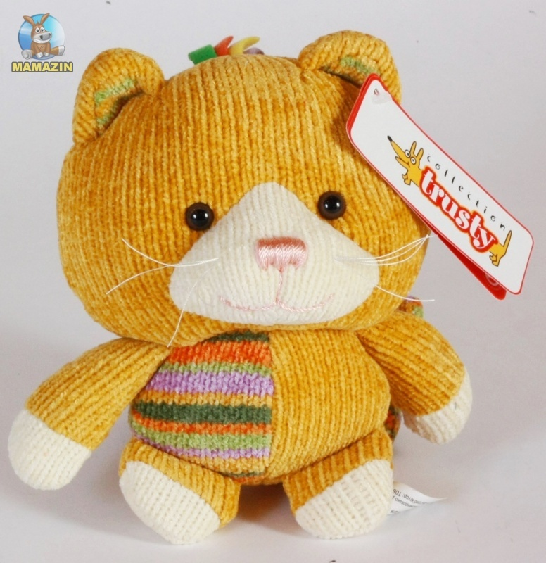 Мягкая игрушка Котёнок, 20см