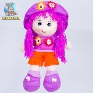 Кукла мягкая, 28см