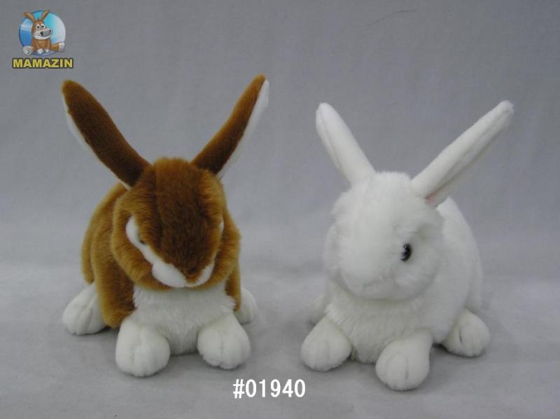 Мягкая игрушка Зайчик, 25 см
