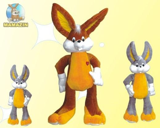 Заяц Багз Банни, маленький, коричневый