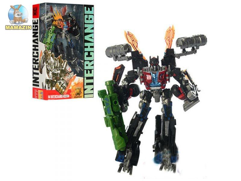 Трансформер TF, робот-машина