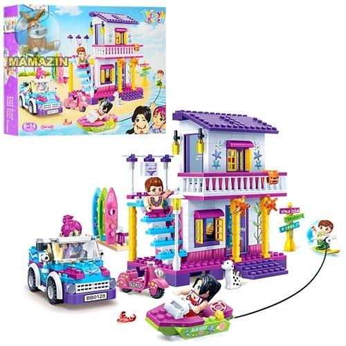 Конструктор для девочек - загородный дом