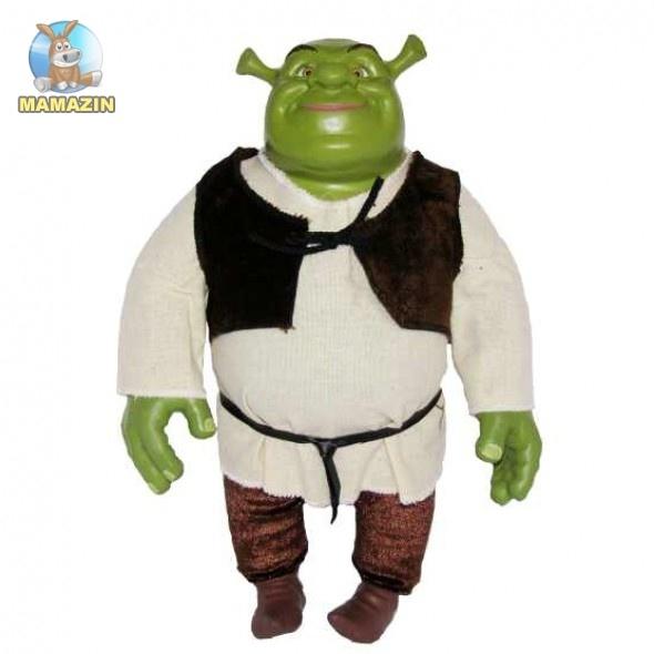 Мягкая игрушка Кукла Шрек