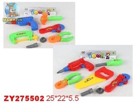 Набор инструментов игрушечный