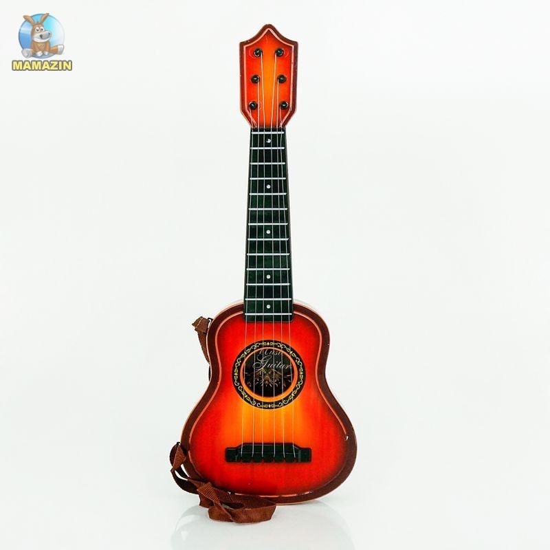 Гитара детская в чехле