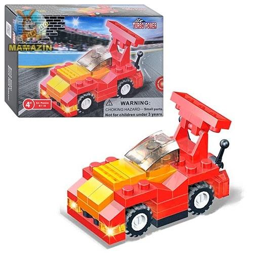 Конструктор BANBAO Гоночный автомобиль