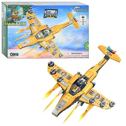 Конструктор Банбао Военный самолет