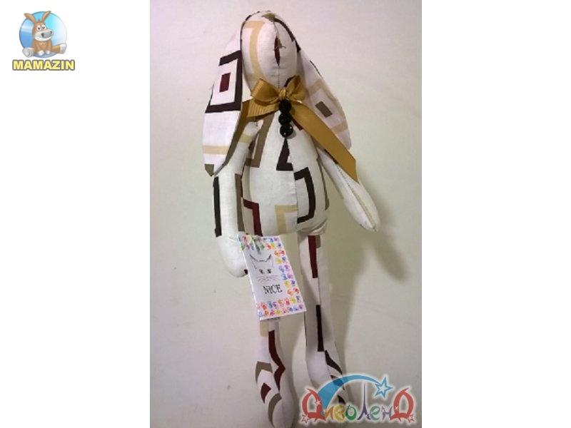 Заяц ручной работы, текстиль