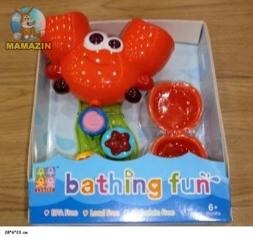 Набор для ванной - краб