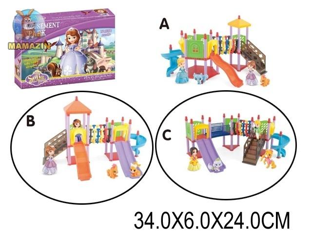 Парк развлечений Amusement Park