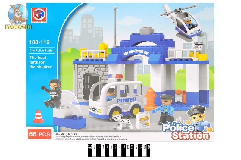 """Конструктор """"Police station"""""""
