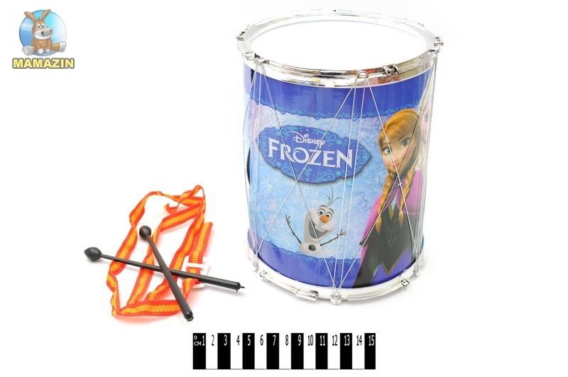 """Барабан с рисунком """"Frozen"""""""