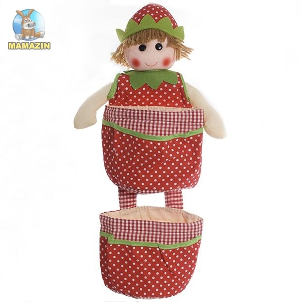 Мягкая игрушка Коврик-кукла