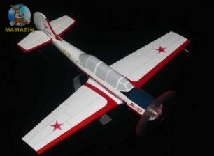 """Модель Самолет """"ЯК-52"""""""