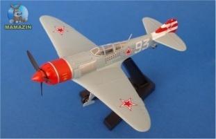 """Модель Самолет """"ЛА-7"""""""