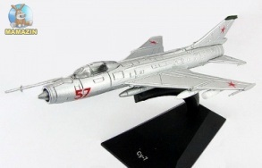 """Модель Самолет """"СУ-7"""""""