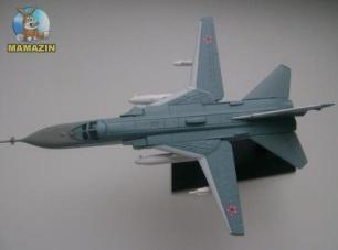 """Модель Самолет """"СУ-24"""""""