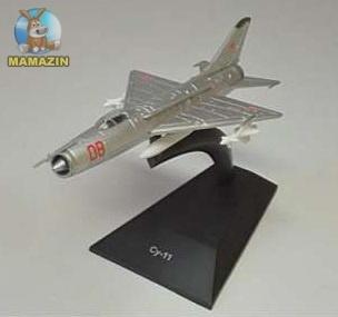 """Модель Самолет  """"СУ-11"""""""