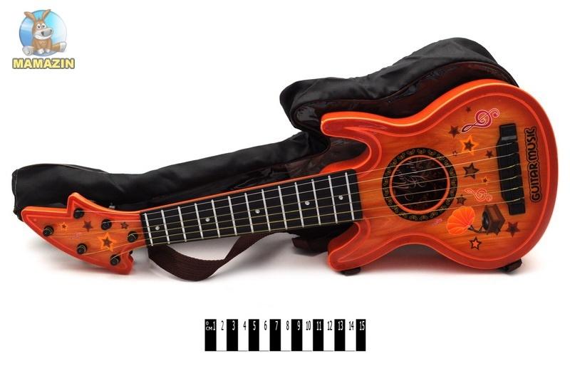 Гитара струнная игрушечная