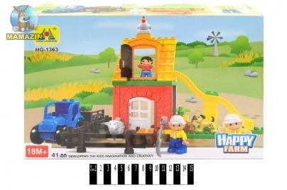 """Конструктор """"Happy farm"""""""