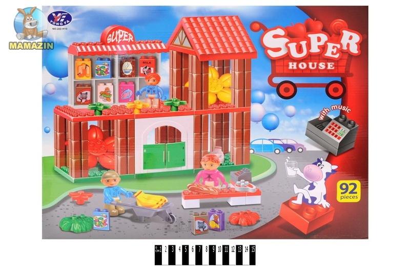 "Конструктор ""Super House"""