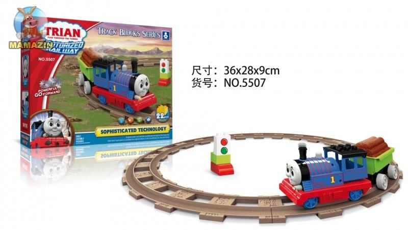 "Железная дорога ""Thomas"" конструктор"